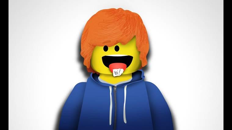 Ed Sheeran LEGO